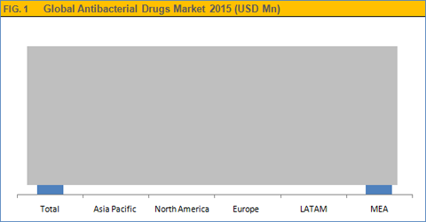Antibacterial Drugs Market
