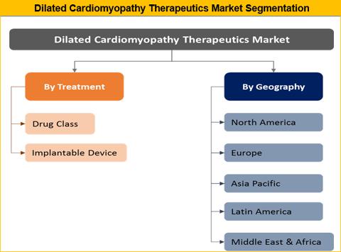 Dilated Cardiomyopathy Therapeutics Market