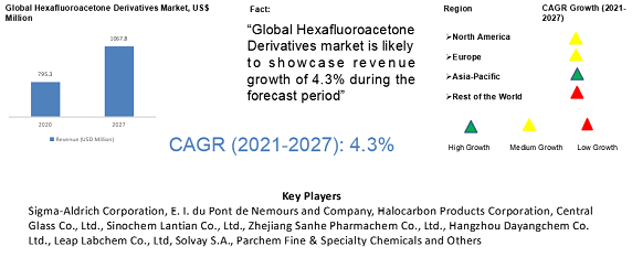 Hexafluoroacetone Derivatives Market