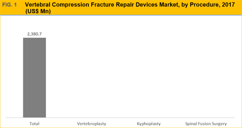 Vertebral Compression Fracture Repair Device Market